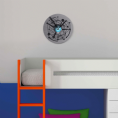Luke Skywalker's Jedi Star Compass - Printed Metal Wall Clock